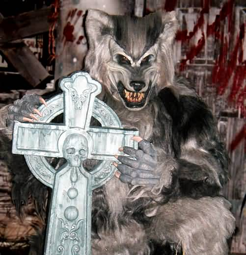 Realistic werewolf costume - photo#12